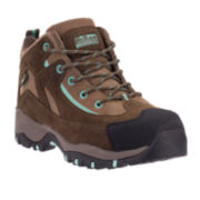 McRae Safety Womens Leather Hiking Boots
