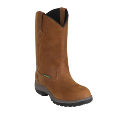 jcpenney.com | John Deere Womens Waterproof Utility Leather Work Boots