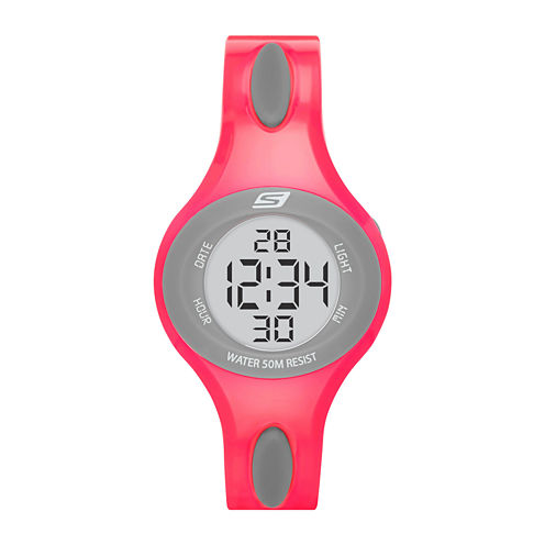 Skechers® Performance Womens Sport Digital Watch