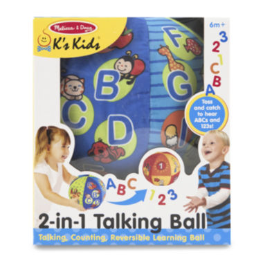 jcpenney.com | Melissa & Doug® 2 In 1 Talking Ball