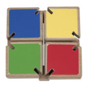 Melissa & Doug® Color-Flap Mirror