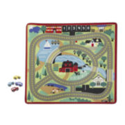 Melissa & Doug® Round the Town Road Rug