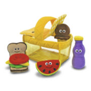 Melissa & Doug® Picnic Basket Fill And Spill