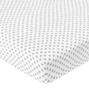 aden™ by aden + anais® Crib Sheet - Grey