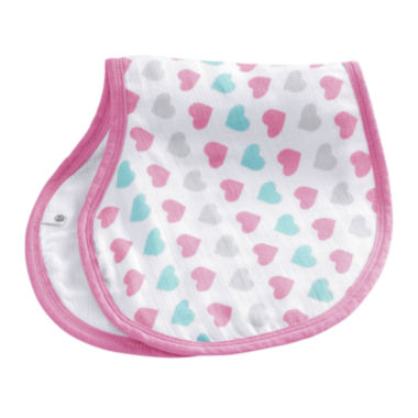 jcpenney.com | ideal baby by the makers of aden + anais® Burpy Bib - Pretty Sweet