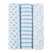 aden™ by aden + anais® 3-pk. Swaddles - Sunny Side
