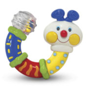 Melissa & Doug® Twisting Inchworm Rattle