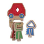 Melissa & Doug® Clacking Key Ring