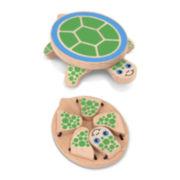 Melissa & Doug® Peek-a-Boo Turtle