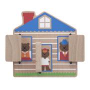 Melissa & Doug® Peek-a-Boo House