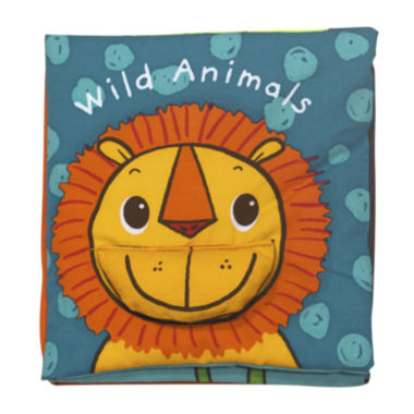 jcpenney.com | Melissa & Doug® Wild Animals Soft Activity Book