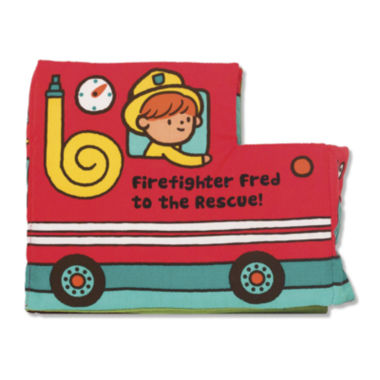 jcpenney.com | Melissa & Doug® Firefighter Fred To The Rescue Soft Activity Book