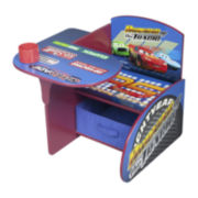 Delta Children's Products™ Disney Cars Chair Desk with Storage Bin