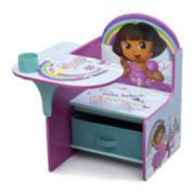 Delta Children's Products™ Dora Chair Desk with Storage Bin