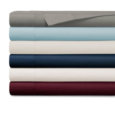 jcpenney.com | Cathay Home Super Soft Solid Sheet Set