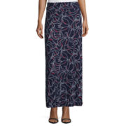 Liz Claiborne® Maxi Skirt