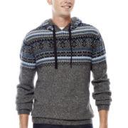i jeans by Buffalo Lox Hooded Sweater