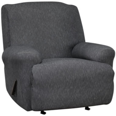 jcpenney.com | SURE FIT® Stretch Denim 1-pc. Recliner Slipcover
