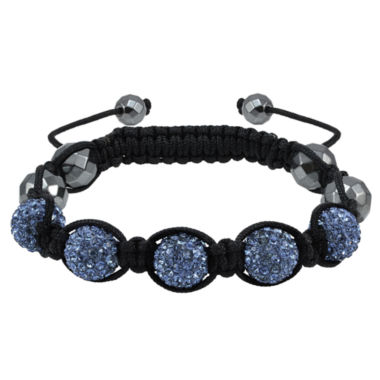 jcpenney.com | Sparkle Allure Womens Blue Beaded Bracelet