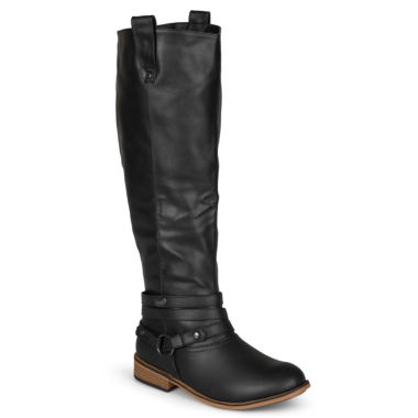 jcpenney.com | Journee Collection Walla Riding Boots