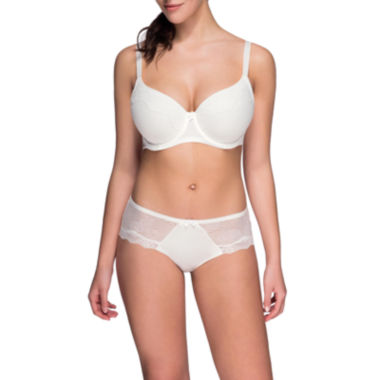 jcpenney.com | Marie Meili Rosemary T-Shirt Bra or Hipster Panties