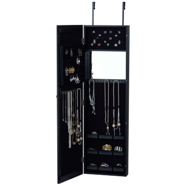 jcpenney.com |  Over the Door Mirrored Jewelry Armoire