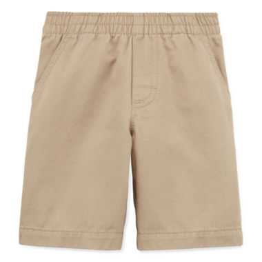 jcpenney.com | Okie Dokie Pull-On Shorts Toddler Boys