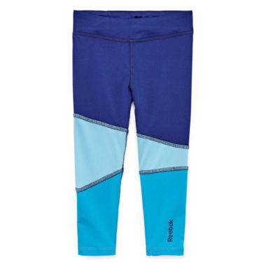 jcpenney.com | Reebok Solid Knit Leggings - Toddler Girls