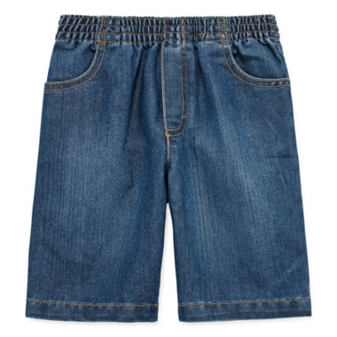 jcpenney.com | Okie Dokie Boys Denim Shorts - Preschool 4-7
