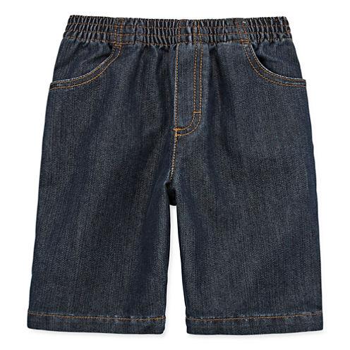 Okie Dokie Boys Denim Shorts - Preschool 4-7