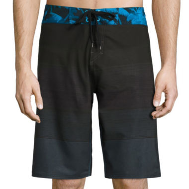 jcpenney.com | Burnside Point Break Stretch Boardshort