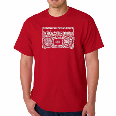 jcpenney.com | Los Angeles Pop Art Short Sleeve Graphic T-Shirt