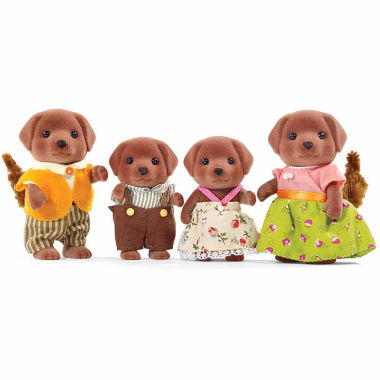 jcpenney.com | Calico Critters Chocolate Labrador Family