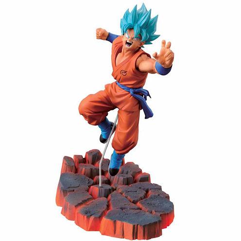 Banpresto Dragon Ball Z Super Saiyan God SS Son Goku Figure