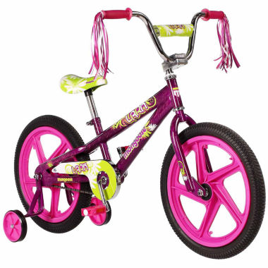 "jcpenney.com | Mongoose Lark 18"" Girls BMX Bike"