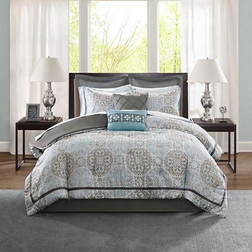 Madison Park Kerry 12-pc. Comforter Set