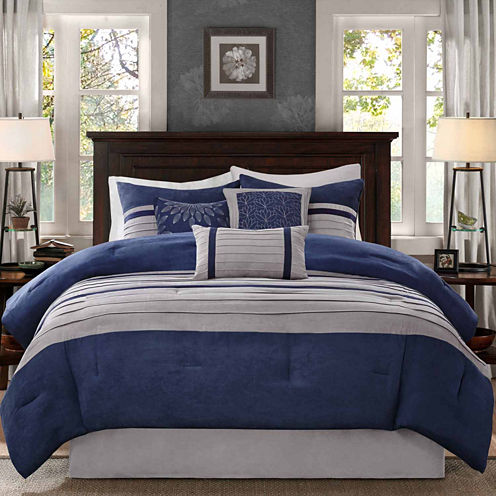 Madison Park Turner 7-pc. Comforter Set