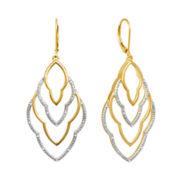 Diamond Addiction 1/10 CT. T.W. Diamond Decadence Earrings