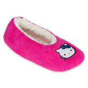 Hello Kitty® Fuzzy Babba Slipper Socks