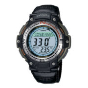 Casio® Twin Sensor Mens Compass/Thermometer Digital Sport Watch
