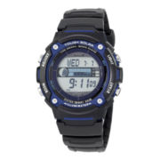 Casio® Tough Solar Illuminator Mens Tide & Moon Digital Sport Watch