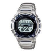 Casio® Tough Solar Illuminator Mens Tide & Moon Digital Sport Watch