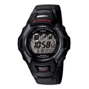 Casio® G-Shock Tough Solar Mens Atomic Timekeeping Digital Sport Watch