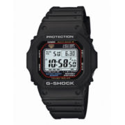 Casio® G-Shock Tough Solar Mens Atomic Timekeeping Digital Chronograph Watch