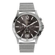 Caravelle New York® Mens Stainless Steel Watch