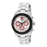 Invicta® Speedway Mens Stainless Steel Chronograph Sport Watch 17314