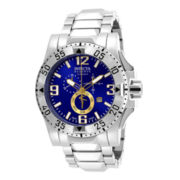 Invicta® Reserve Mens Stainless Steel Chronograph Sport Watch