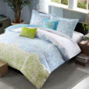 Ideology Naomi Sateen Comforter Set & Accessories