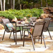 Outdoor Oasis Hambrick Outdoor Dining Collection