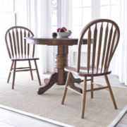Oakmont 3-pc. Double Drop Leaf Dining Set